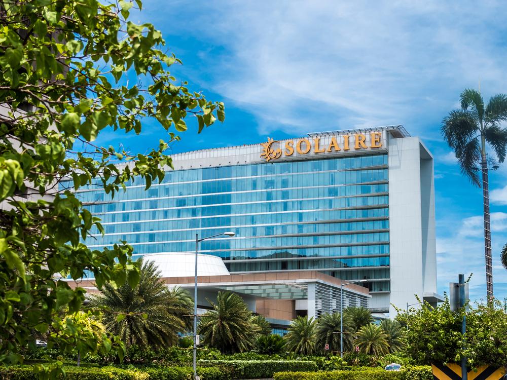 Solaire Resort and Casino in Manila, Philippines