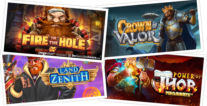 Slots of the Week feature image March 12 2021