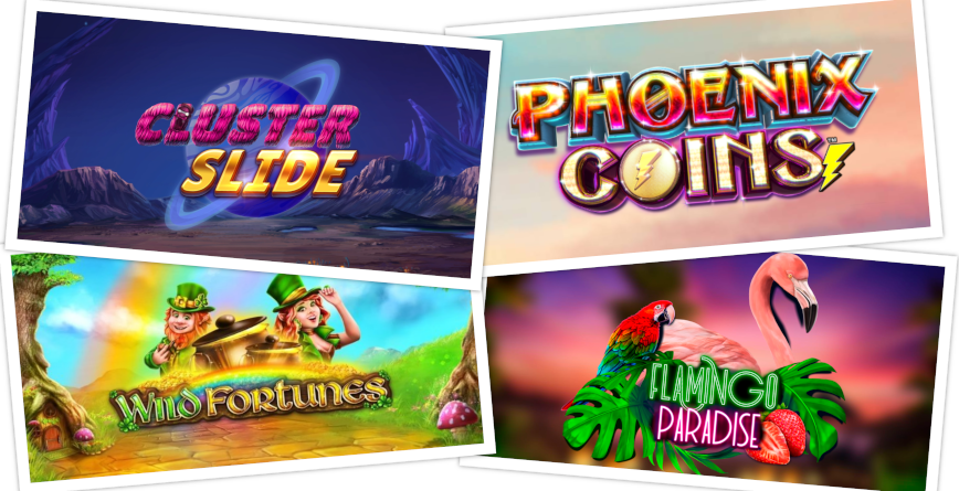 Slots of the Week feature March 19 2021
