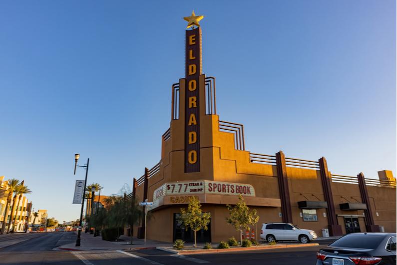 Eldorado casino in Henderson, NV, now called The Pass