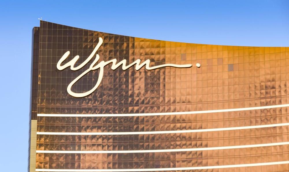 Wynn Resorts Las Vegas facade
