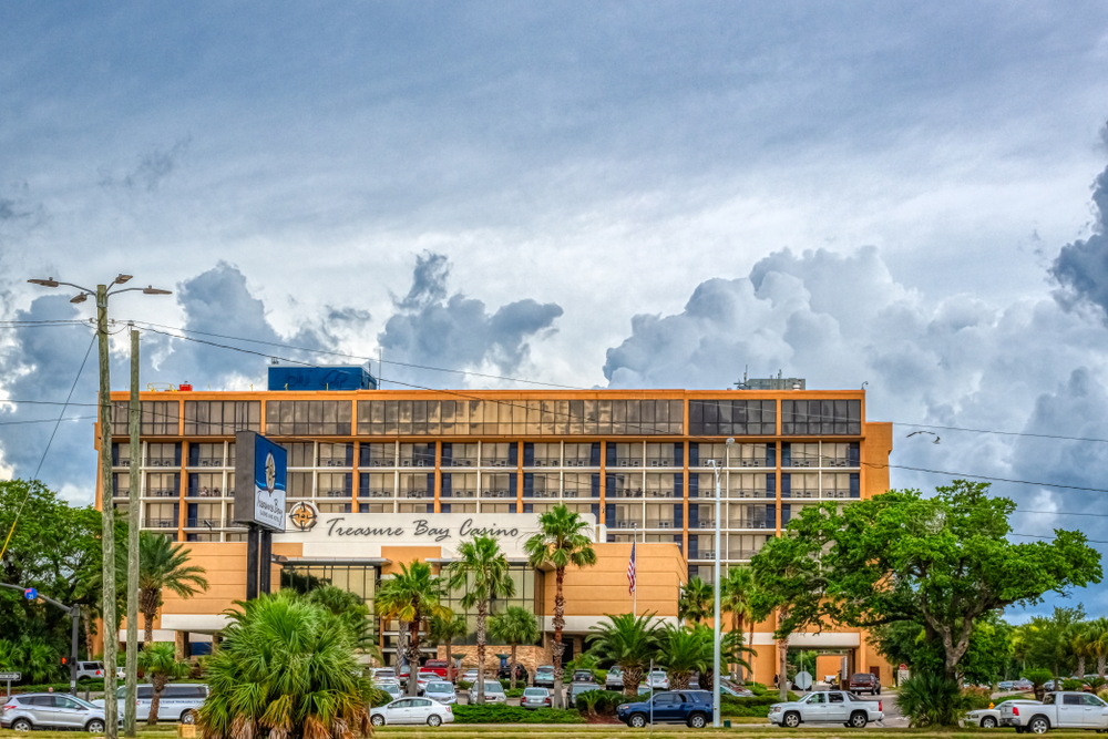 Treasure Bay Casino in Biloxi, Mississippi