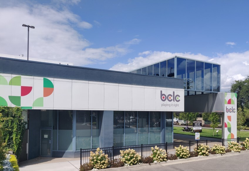 BCLC building in Canada