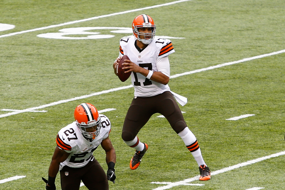 Cleveland Browns player
