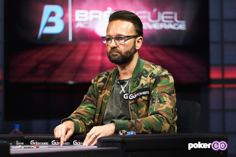 Daniel Negreanu on High Stakes Duel II
