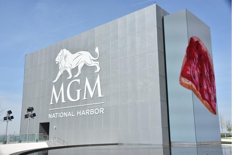 MGM National Harbor exterior