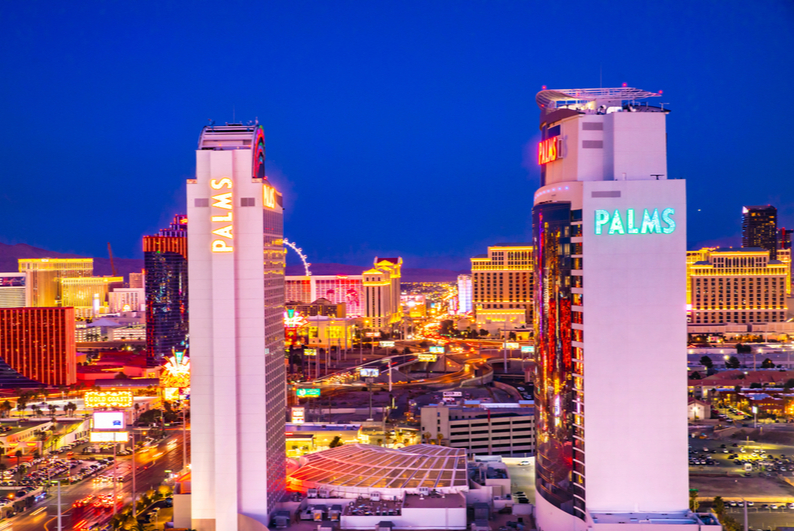 Palms Casino in Las Vegas