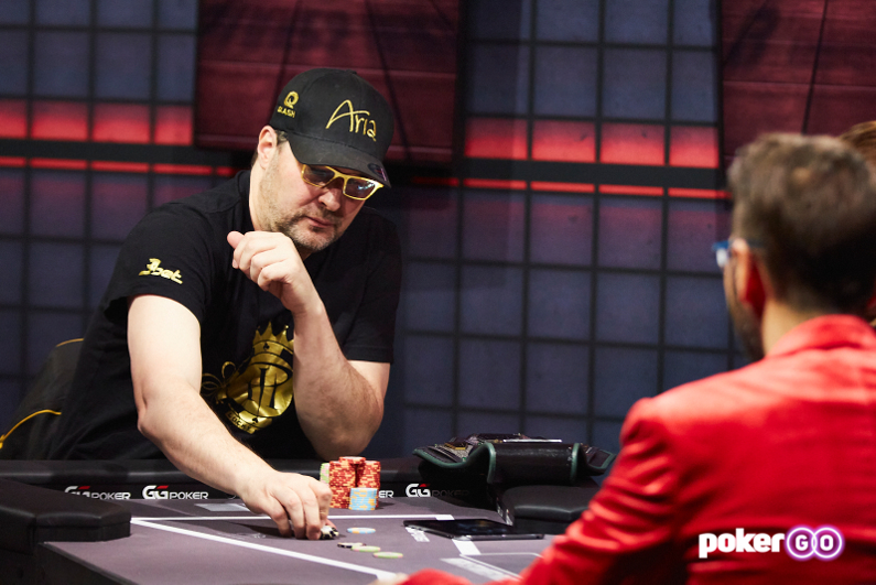 Phil Hellmuth on High Stakes Duel