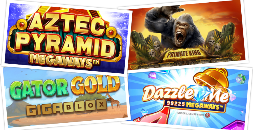 Slots of the Week feature image May 21 2021