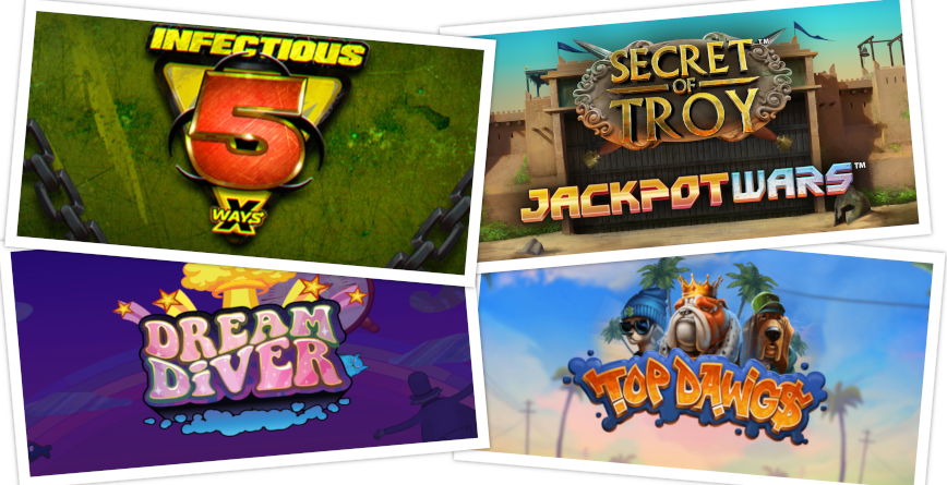 Slots of the Week May 14 2021 feature image