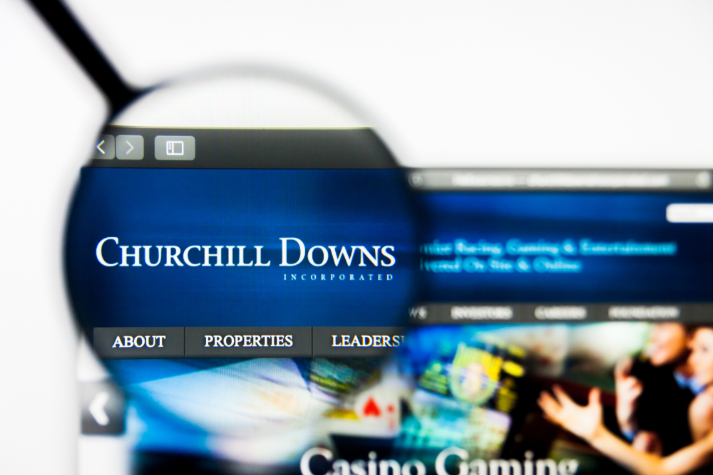Churchill Downs Incorporated website