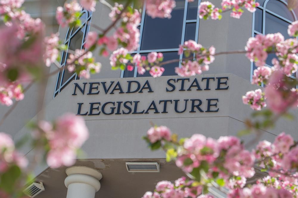 Nevada State Legislature building