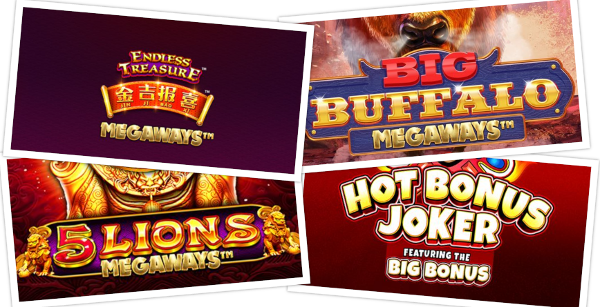 Slots of the Week June 4 2021 feature image