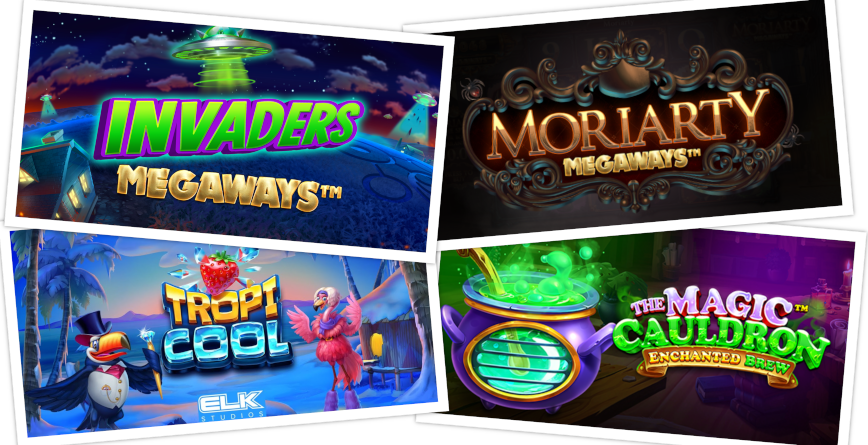 Slots of the Week feature image May 7 2021