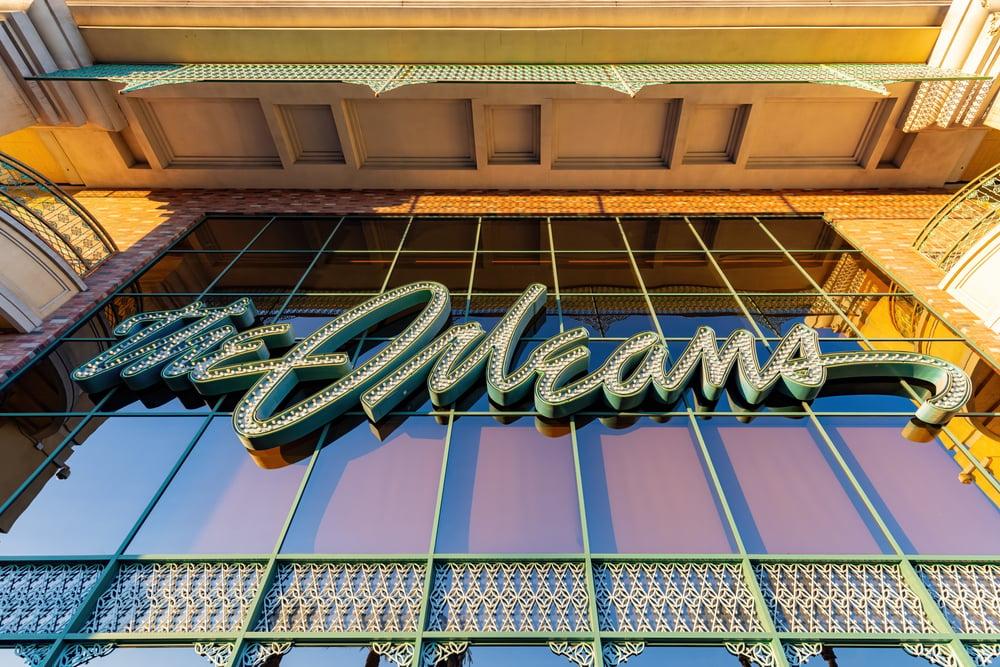 The Orleans in Las Vegas