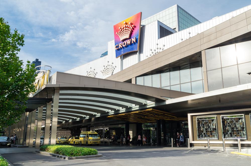 Crown Melbourne casino