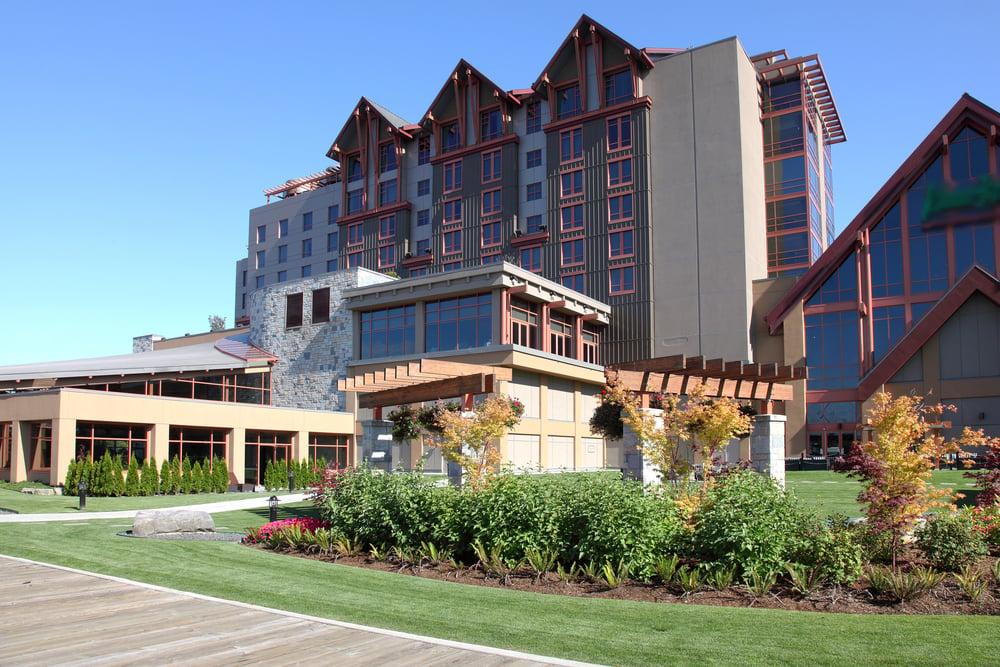 River Rock Casino in BC