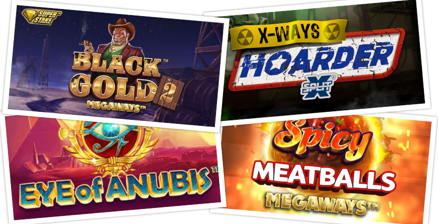 Slots of the Week feature July 2 2021