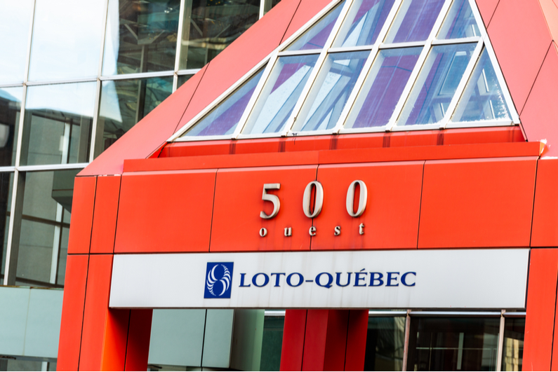 Loto Quebec building