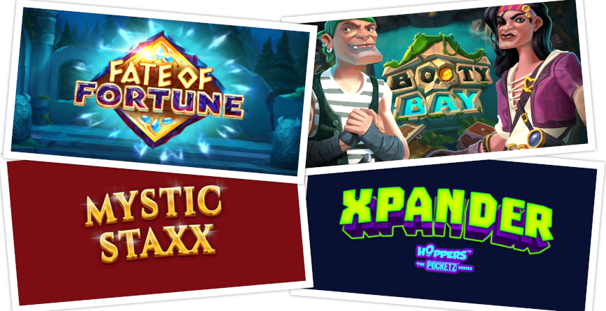 Slots of the Week feature image July 16 2021