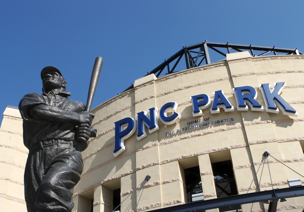 PNC Park in Pittsburgh, PA