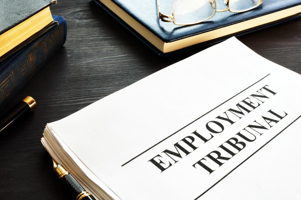 Employment tribunal document