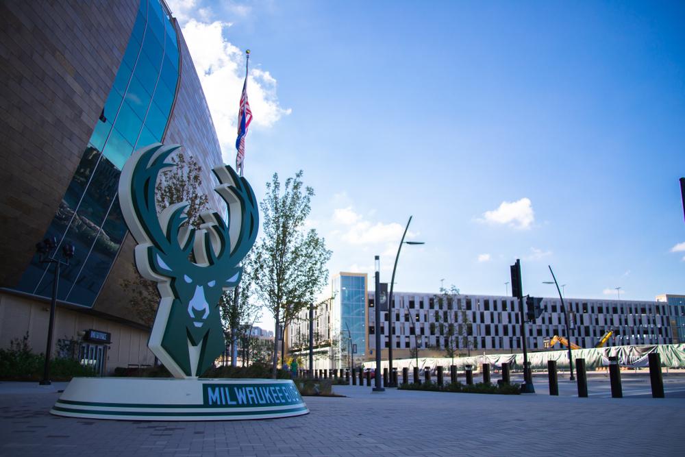 Fiserv Forum Milwaukee Bucks Arena