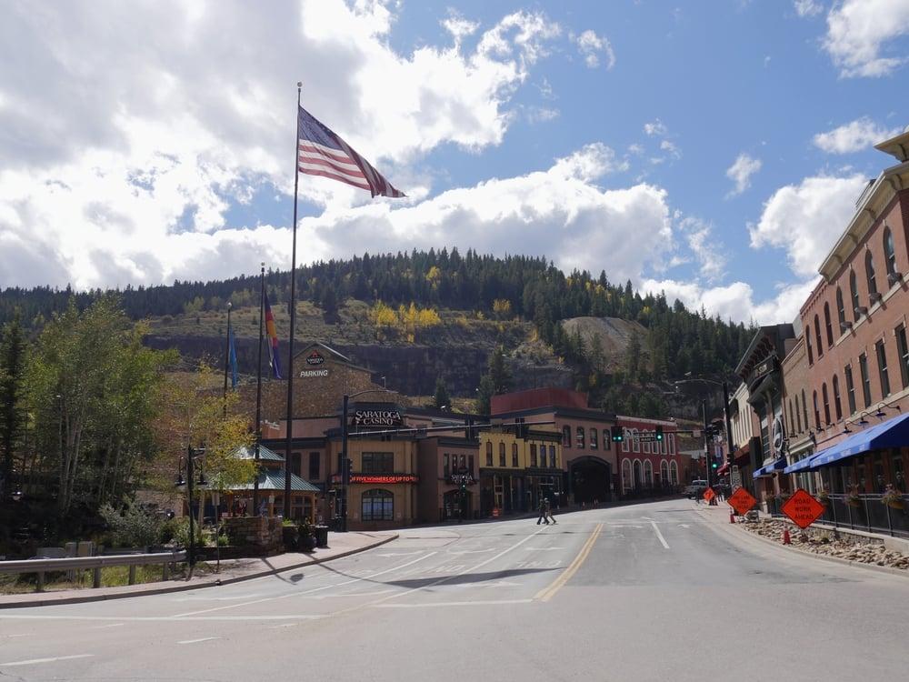 City of Black Hawk, Colorado