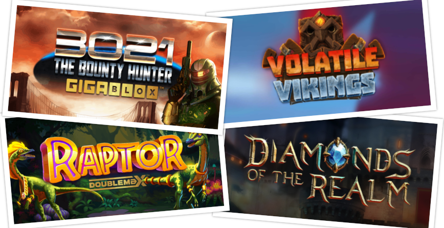 Slots of the Week feature image July 30 2021