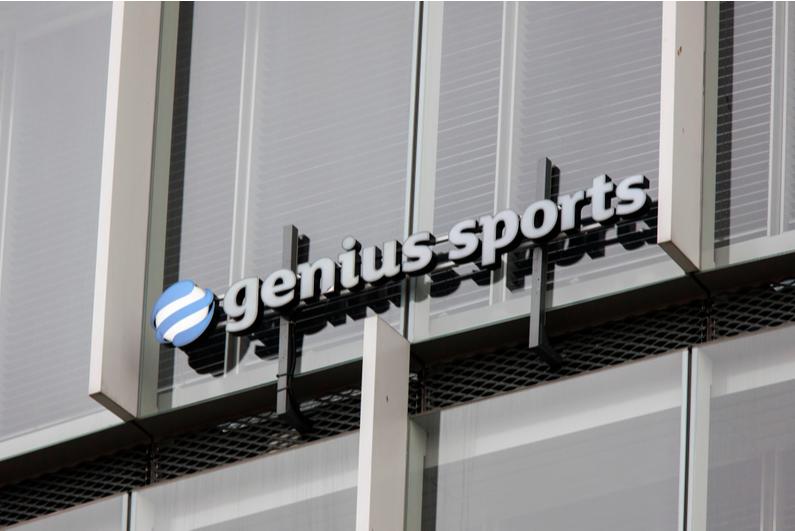Genius sports logo