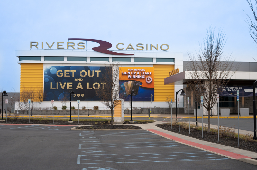Rivers Casino in Schenectady