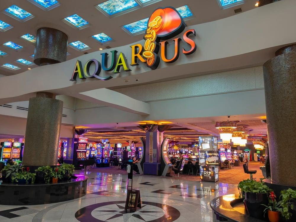 Aquarius Casino in Laughlin, Nevada