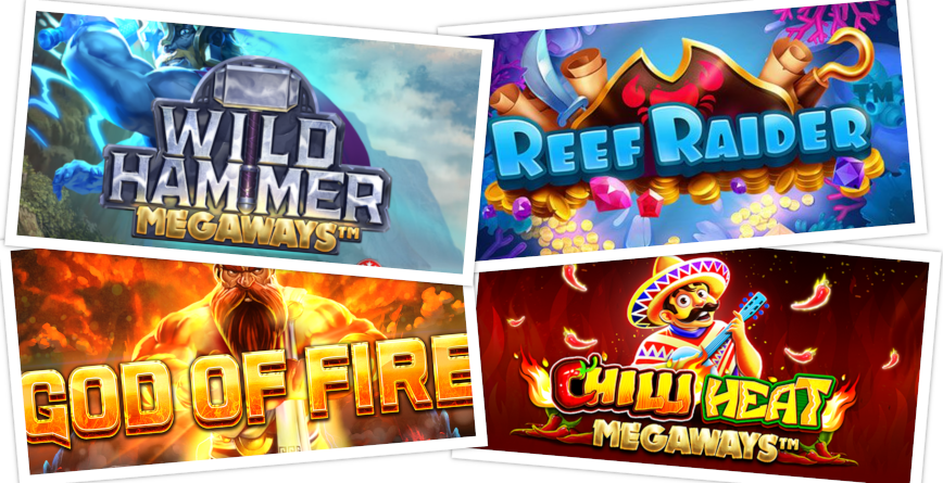 Slots of the Week feature image August 6 2021