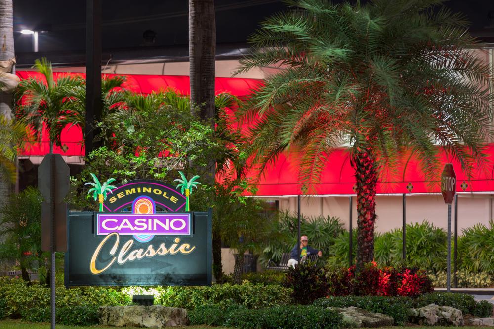 Seminole Classic Casino in South Florida