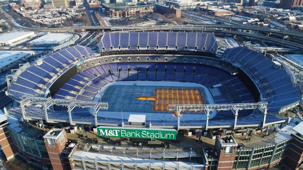 Baltimore Ravens M&T Bank Stadium