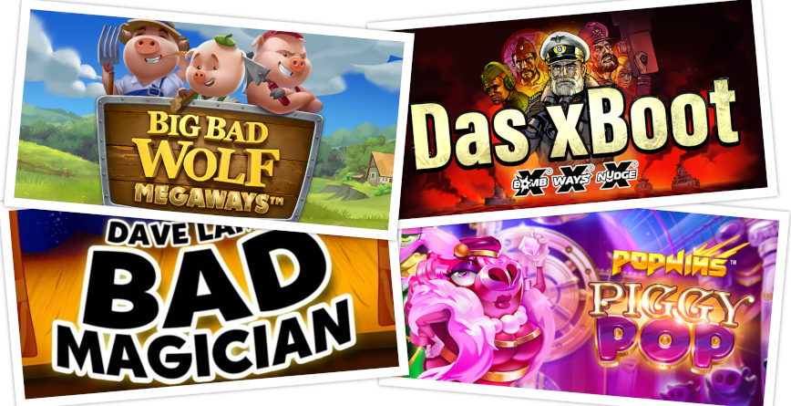 Slots of the Week feature September 17 2021