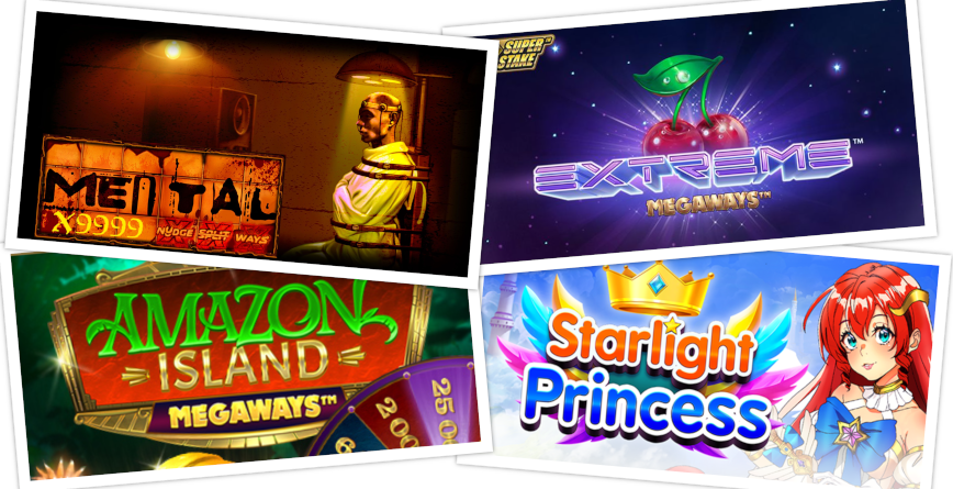 Slots of the Week feature image September 3 2021