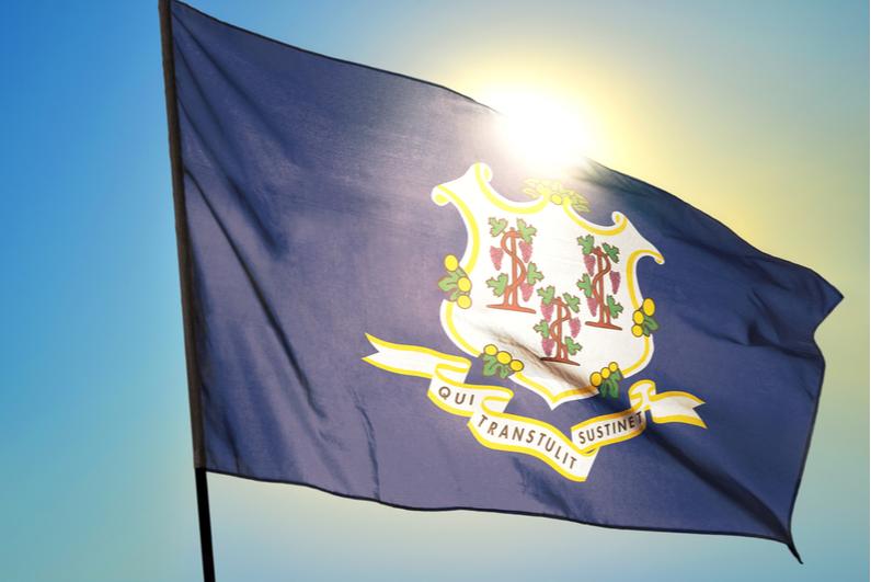 Connecticut flag