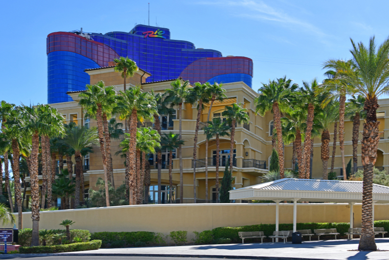 The Rio in Las Vegas