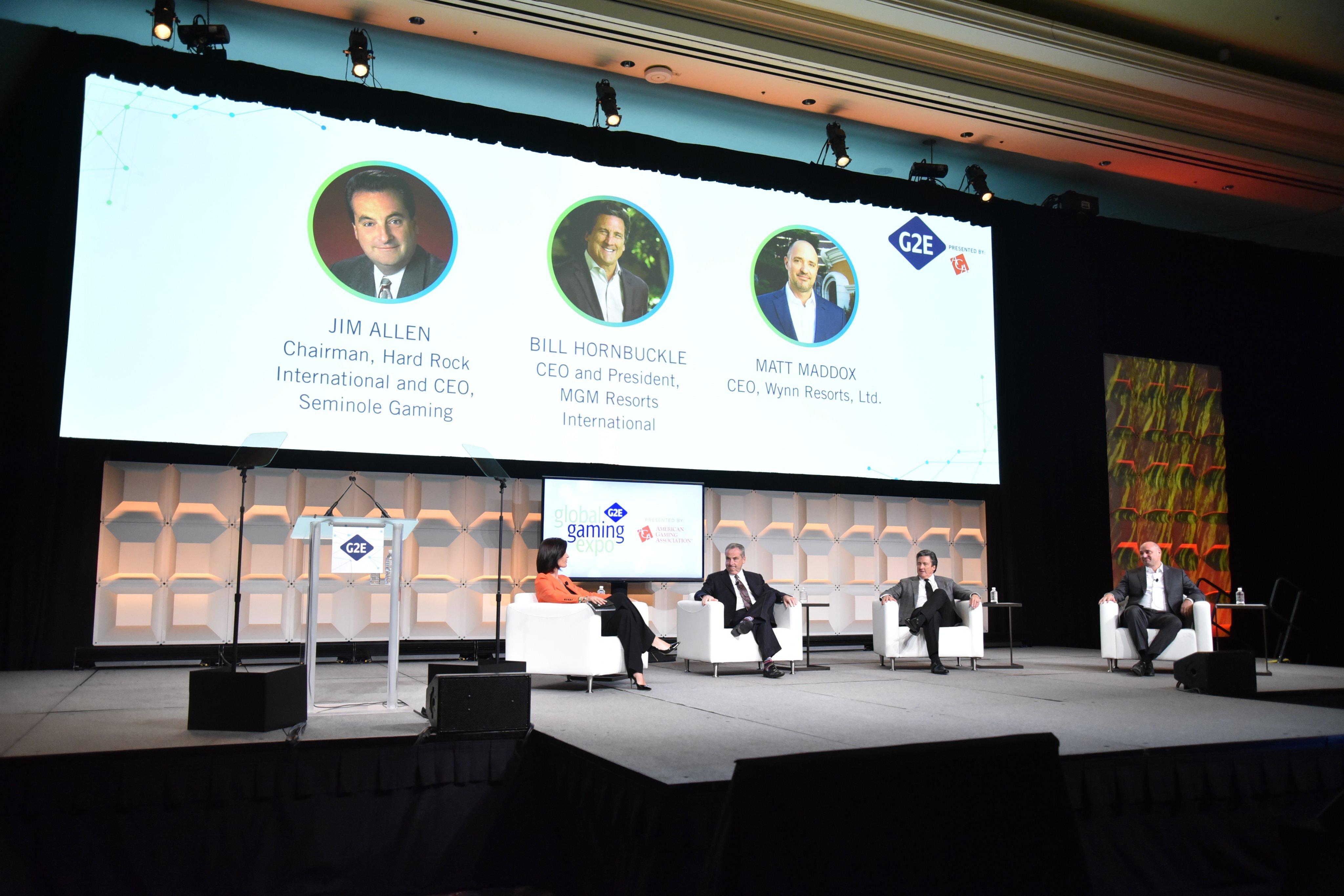 A G2E 2021 conference