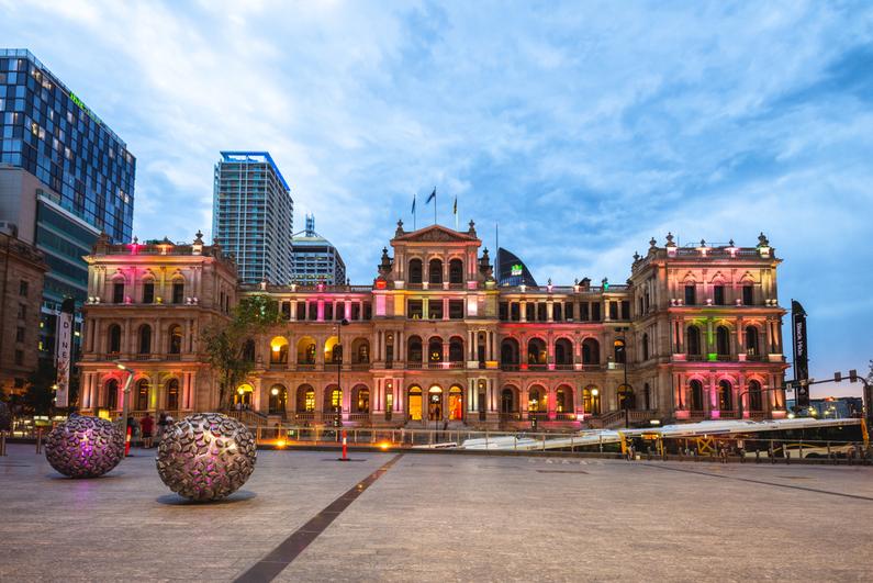Treasury Casino, Brisbane