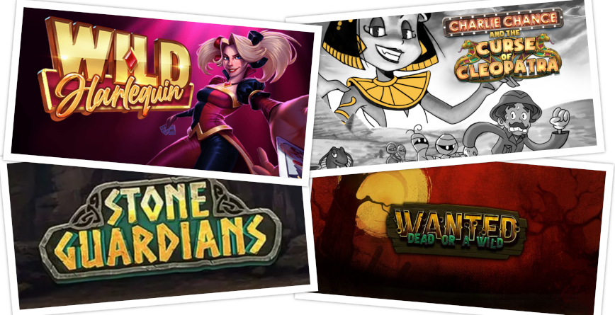 Slots of the Week feature image October 8, 2021