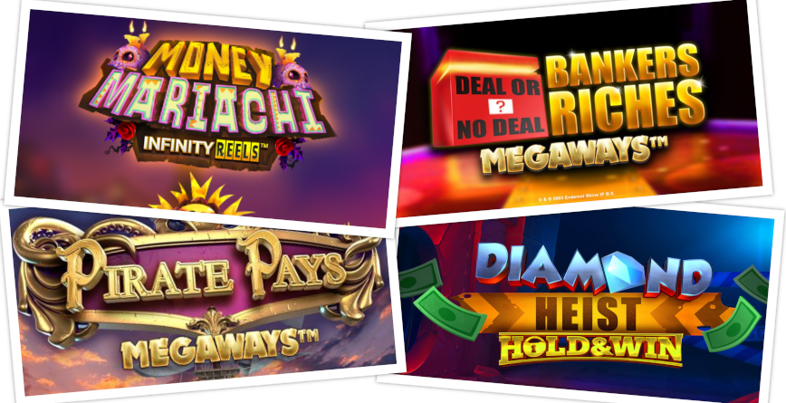 Slots of the Week feature image October 12 2021